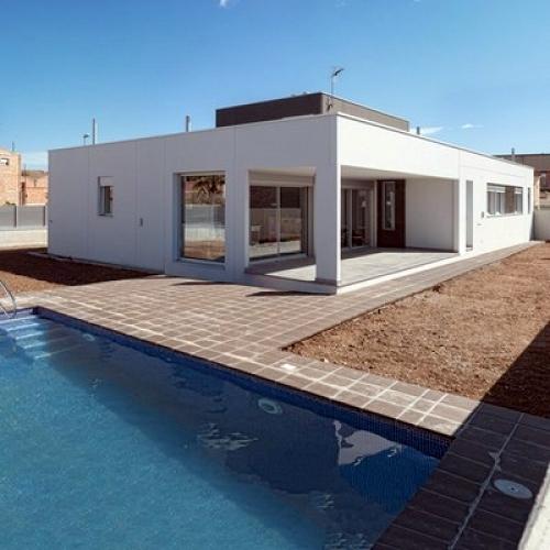 Foto casa de dise o mo de pmp casas pr t porter 368964 - Casas prefabricadas en navarra ...