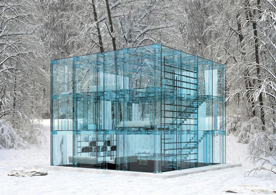 Casa de las nieves 1
