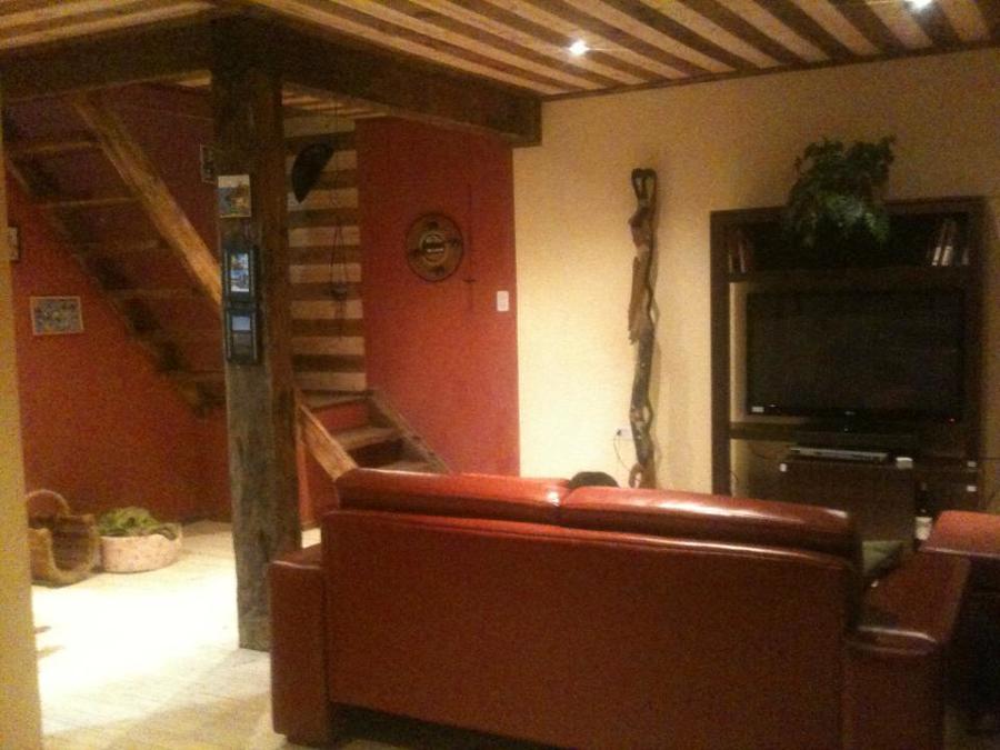 Casa de madera con revestimiento de pladur sevilla - Casa madera sevilla ...