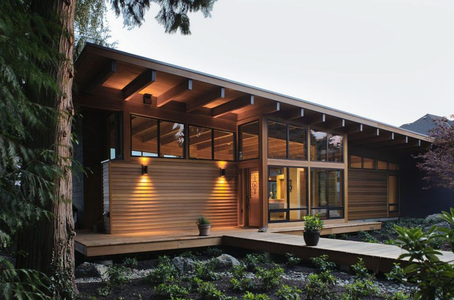 Ventajas y desventajas de las casas de madera ideas - Casas economicas de madera ...