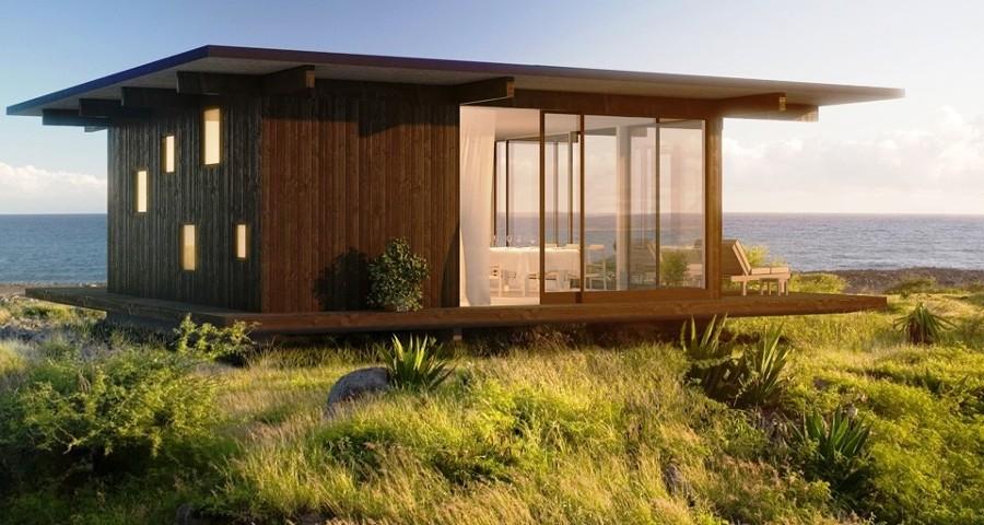 Ventajas y desventajas de las casas de madera ideas for Casas madera pequenas baratas