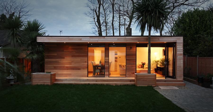 ventajas y desventajas de las casas de madera ideas