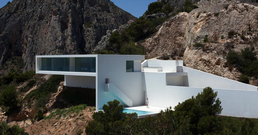 Casa del acantilado 4