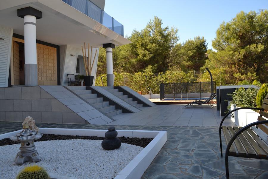 Casa del Arquitecto - Fachada principal