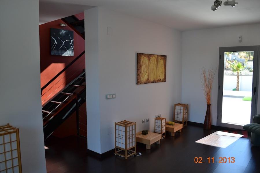 Casa del Arquitecto - Interior (salón)
