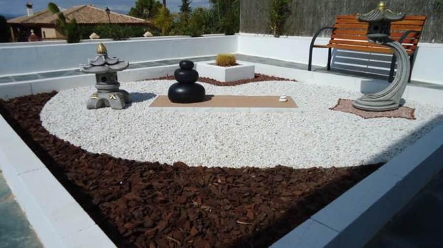 Casa del Arquitecto - Jardín Zen