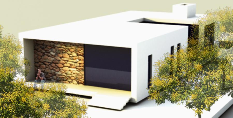 Proyecto de vivienda unifamiliar en ibiza ideas arquitectos - Arquitectos en ibiza ...
