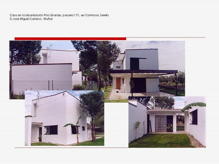Casa en la urbanizaci n pino grande 171 carmona ideas for Alquiler de casa en pino grande sevilla