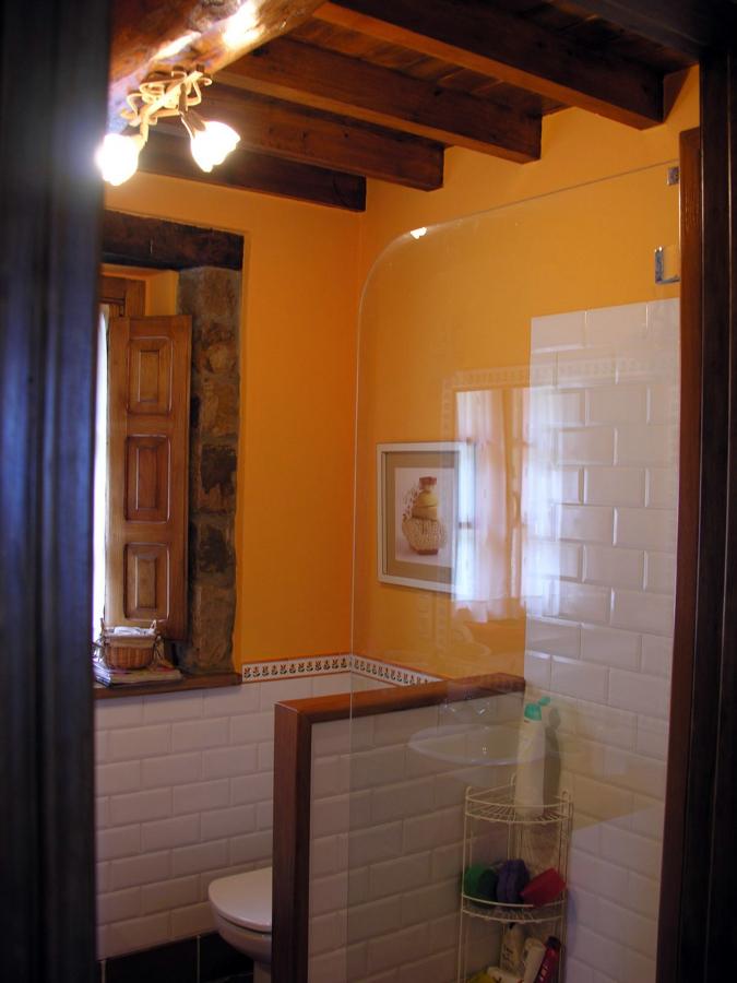 Foto casa en pavia interior ba o de construcciones - Construcciones benjoal ...