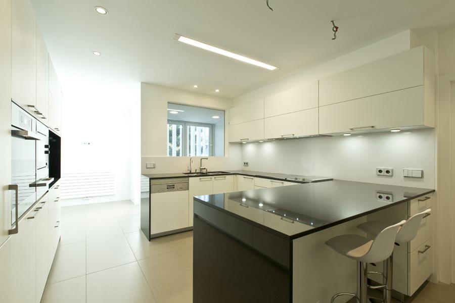 Casa en Pedralbes - Cocina