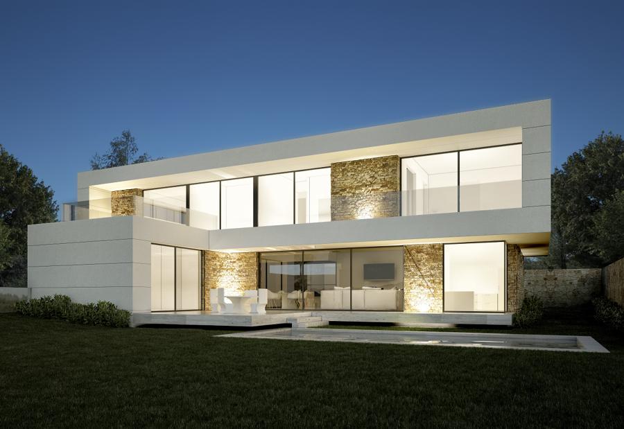 Casa pozuelo ideas construcci n casas for Ideas construccion casa