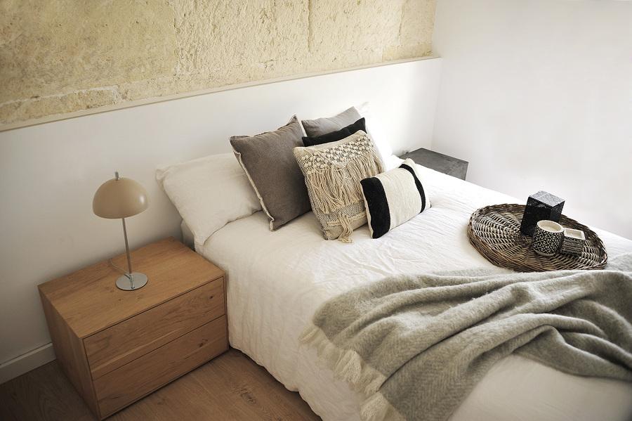 Casa en Santa Margalida: dormitorio