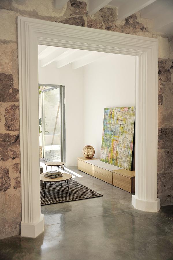 Casa en Santa Margalida: salón