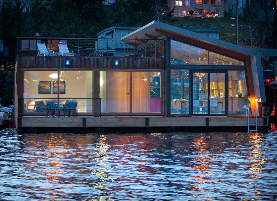 casa en Seattle 1