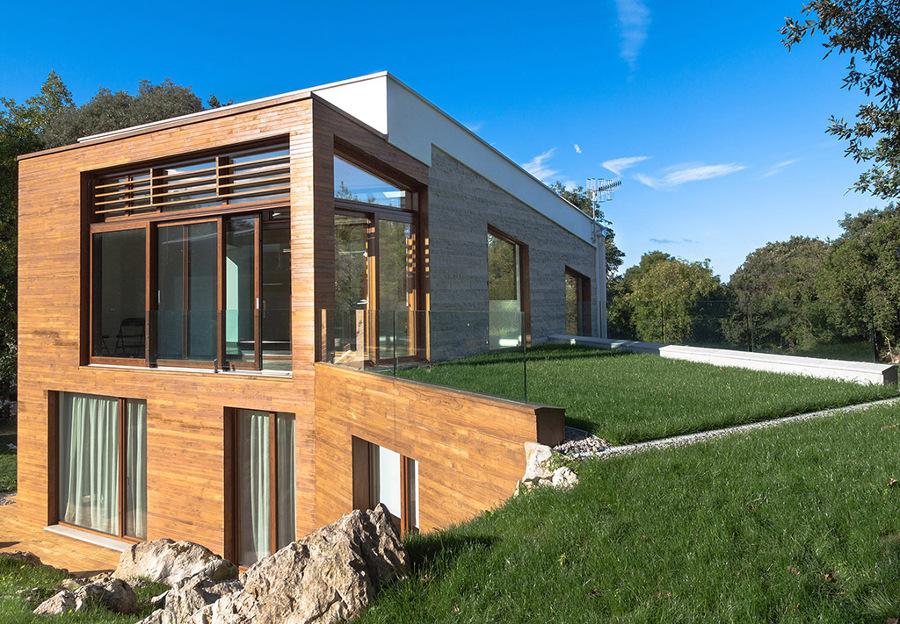 Las mejores casas ecol gicas de espa a ideas arquitectos - Casas ecologicas en espana ...
