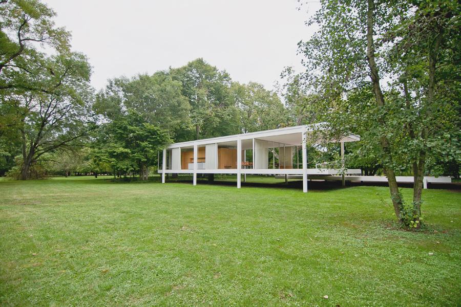 Casa Farnsworth 4