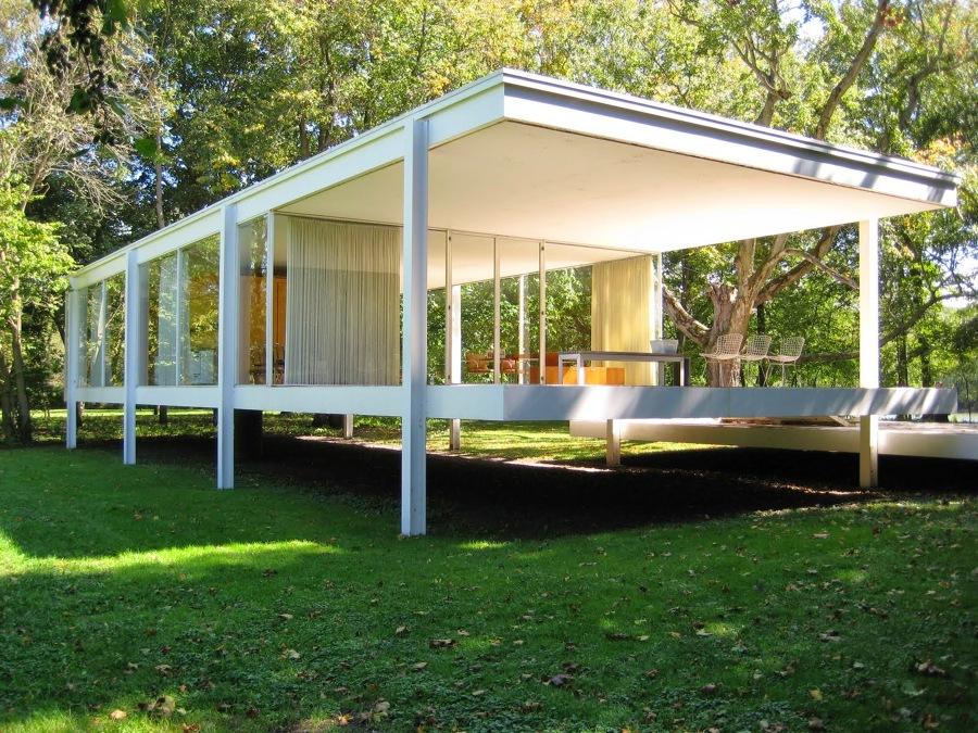 Casa Farnsworth 1