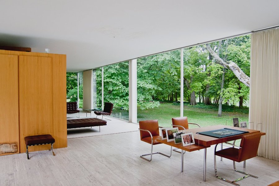 Casa Farnsworth 2