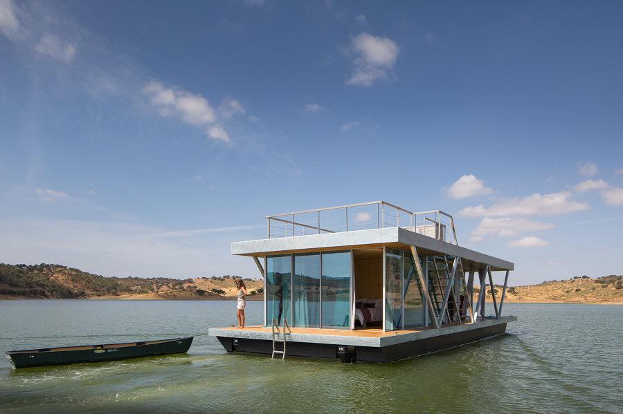 9 casas flotantes la mar de sorprendentes ideas - Casas en el mar ...