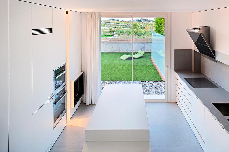 Los mejores proyectos del 2015 ideas construcci n casas for Cocina 13 metros cuadrados
