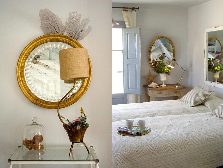 Casa Josephine espejos