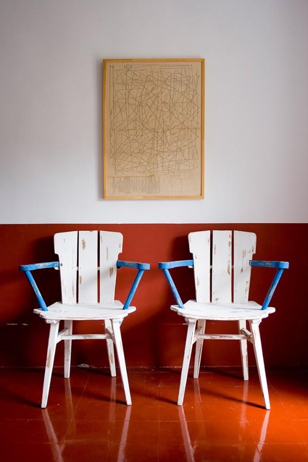 Casa Josephine sillas