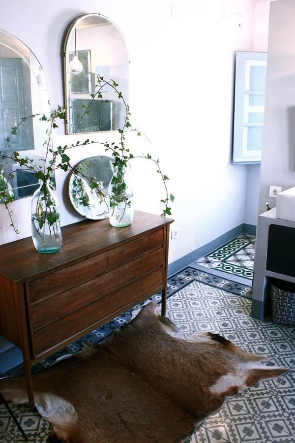Casa Josephine baño