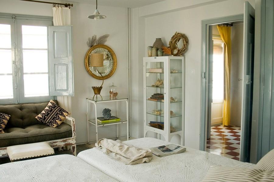 Casa Josephine dormitorio