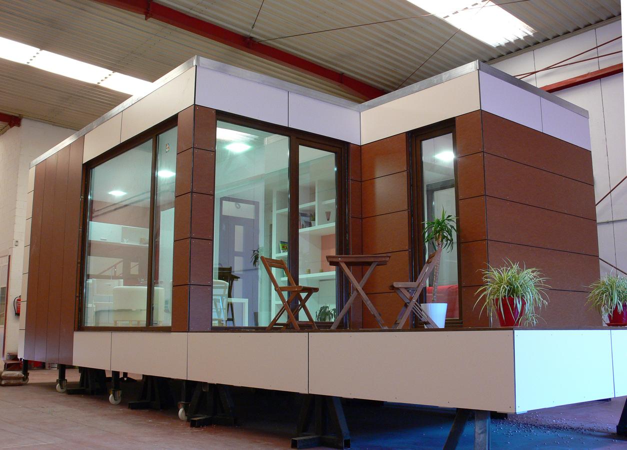 Casa modular ideas construcci n casas prefabricadas - Como hacer una casa prefabricada ...