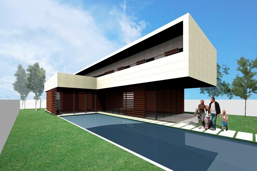 Casa en molins de rei ideas arquitectos for Casas molins de rei