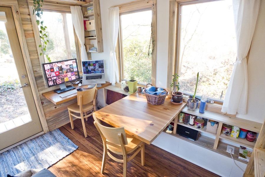 8 casas de campo peque as y sorprendentes ideas arquitectos for Interiores de casas pequenas y sencillas
