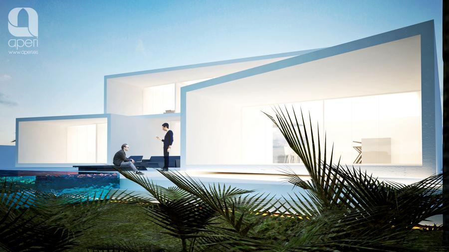 Casa Parra, Jerez.