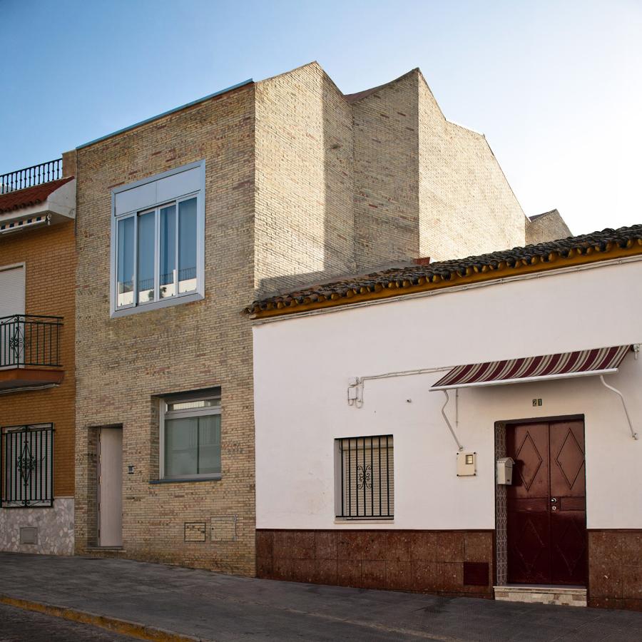 Casa Pérez Pichardo_Fachada Principal