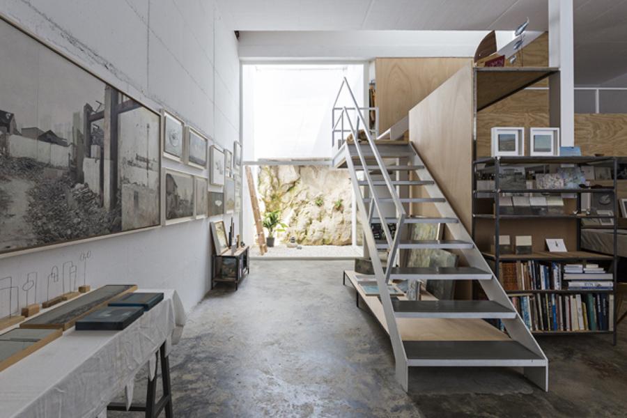 Casa pintor