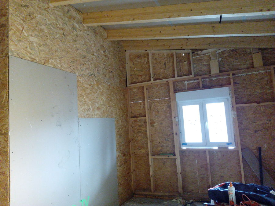 Casa prefabricada de madera tipo americana castell n - Tipos de casas prefabricadas ...