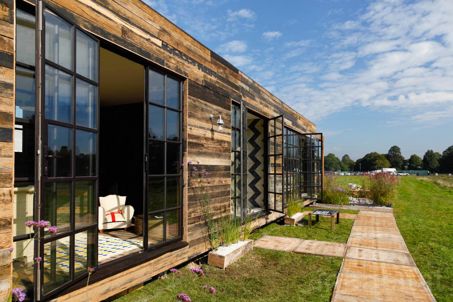 5 casas prefabricadas peque as y f ciles de montar ideas - Decoradores de casas ...
