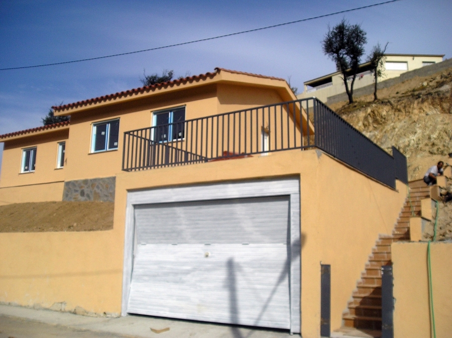 Foto casa prefabricada de estructura aligerada en acero - Casas prefabricadas en las palmas ...
