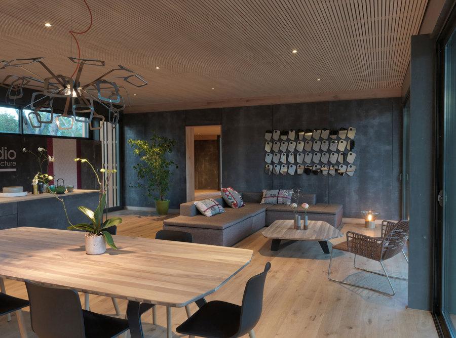 Casa prefabricada madera reciclada 3
