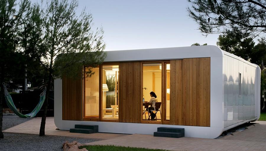 5 casas prefabricadas hechas en espa a ideas construcci n casas prefabricadas - Casas prefabricadas espana ...