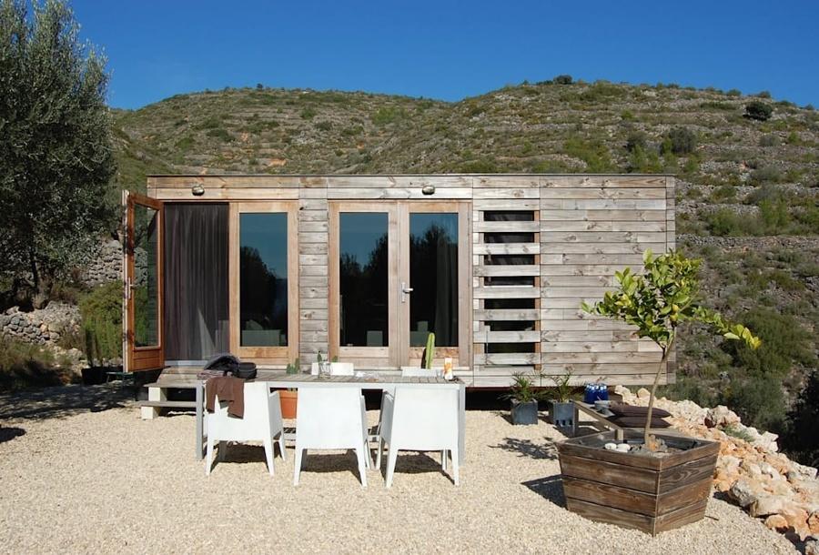 5 casas prefabricadas hechas en espa a ideas construcci n casas prefabricadas - Casas prefabricadas experiencias ...