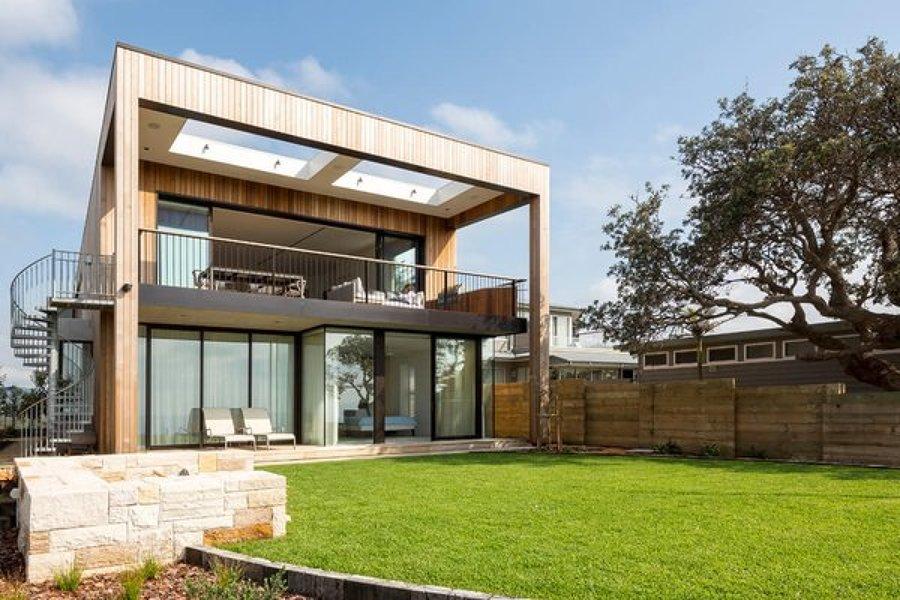 Casas para amantes de la naturaleza ideas decoradores - Decoradores de casas ...