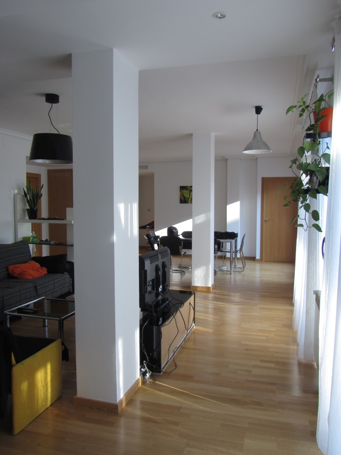 Casa R&V. Interior.