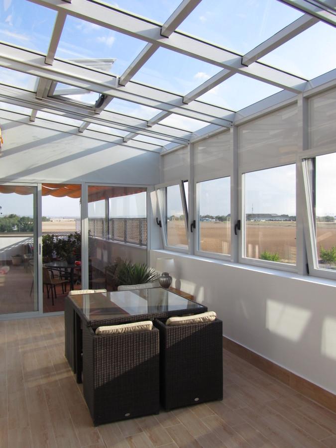 Casa R&V. _Terraza Cubierta