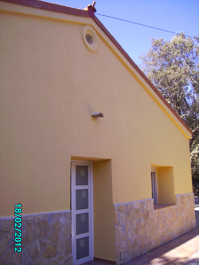 Rehabilitacion casa rural ideas rehabilitaci n edificios - Rehabilitacion casa rural ...
