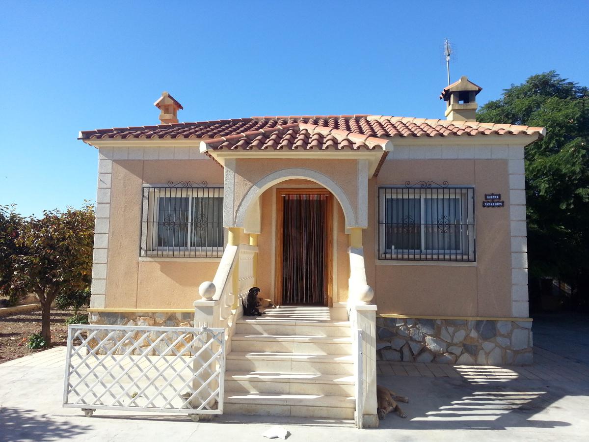 Casa rustica aislada ideas construcci n casas - Construccion casas rusticas ...