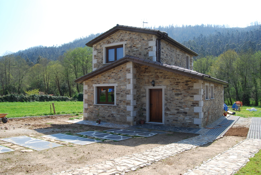 Proyectos de casas rusticas dise os arquitect nicos - Proyectos de casas rusticas ...