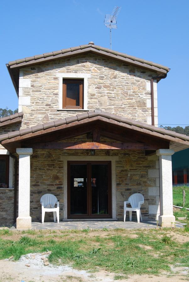 Casa r stica en ferrol ideas construcci n casas - Construccion casas rusticas ...