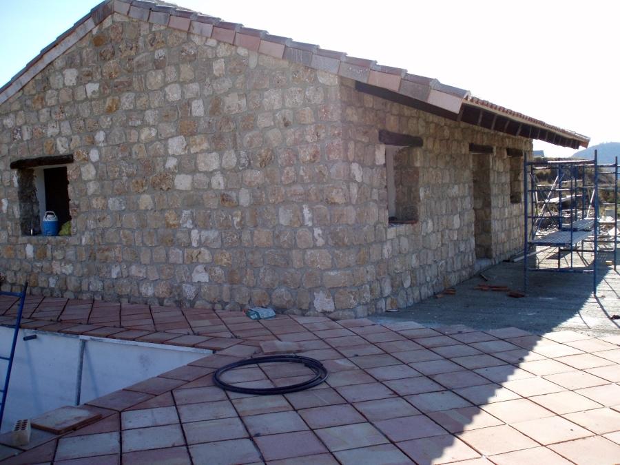 Casa de piedra ideas construcci n casas - Construccion casas de piedra ...