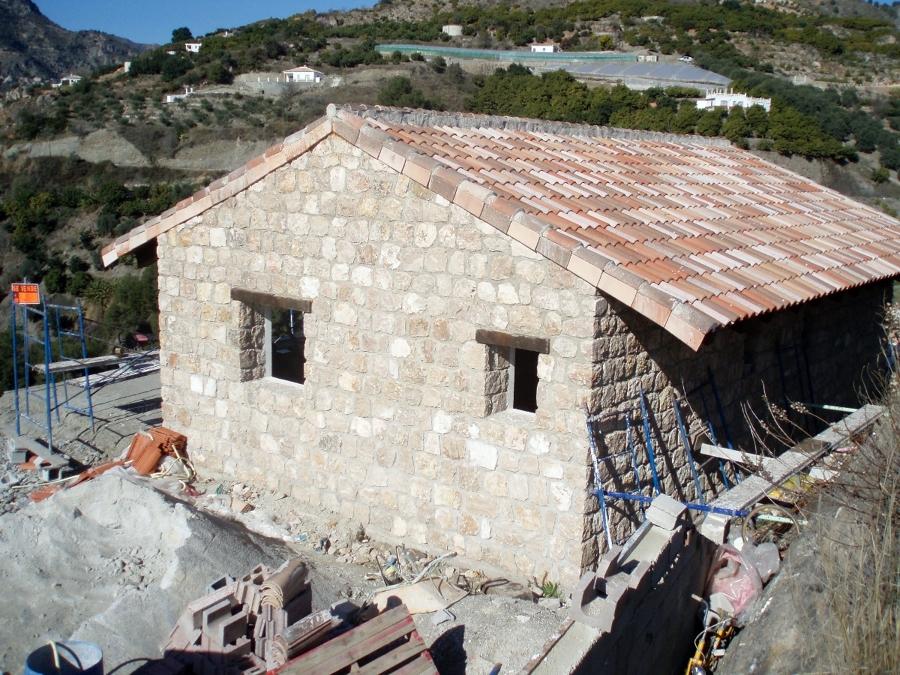 Casa de piedra ideas construcci n casas - Construccion casa de piedra ...
