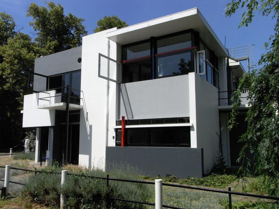 casa Schröder exterior